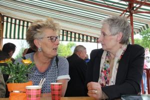 Bevrijdingsfestival 2014 ontmoeting met veteranen (50)