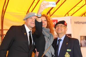 Bevrijdingsfestival 2014 ontmoeting met veteranen (72)