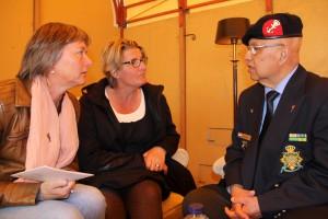 Bevrijdingsfestival 2014 ontmoeting met veteranen (76)