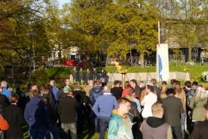 Dodenherdenking Zwolle 2016 (17)