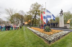 Herdenking bevrijding Zwolle 2014 (1)