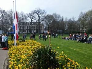 Herdenking Pilotenlaan en Ter Pelkwijkpark 2016