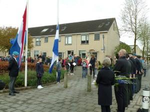 Herdenking Pilotenlaan 2017 (9)