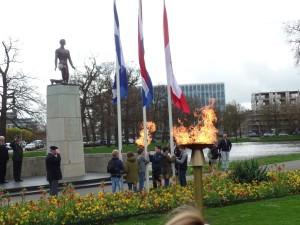 Herdenking bevrijding Zwolle 2017