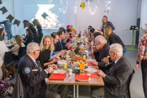 Kerstlunch school CIBAP